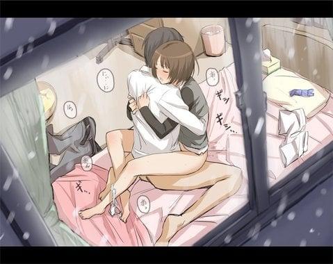 好きな虹SEX画像